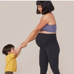 Girlfriend Collective Maternity Legging XL workout